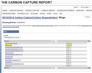 CarbonCaptureReport